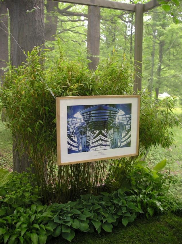 Idéträdgård 2004 Skuggans galleri