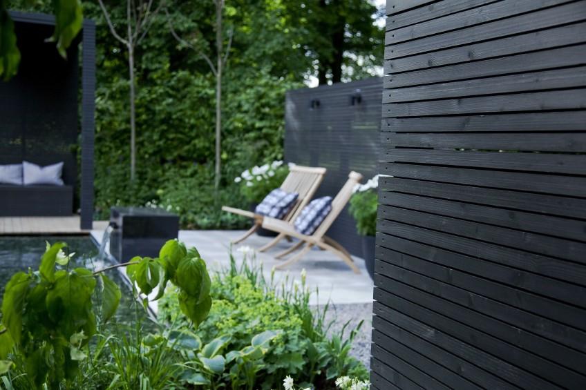 Idèträdgård Grå Vardag 2010